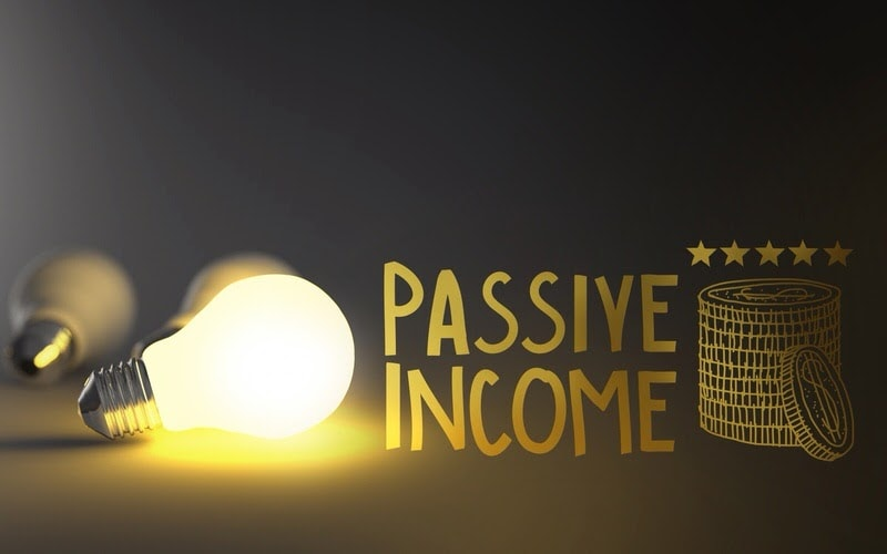 first step towards passive income